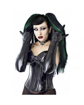 Rajout gothique Electra vert