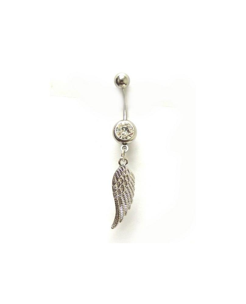 Piercing de nombril ange ou démon