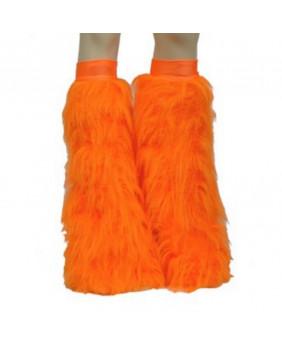 Lew warmers cyber gothique orange