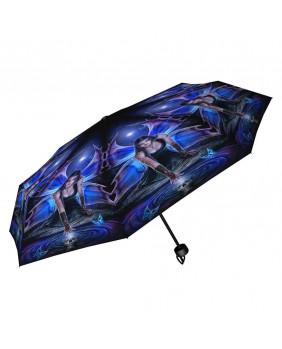 Parapluie gothique fantaisie Immortal Flight