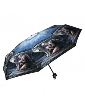 Parapluie gothique fantaisie Protector