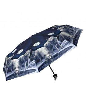 Parapluie gothique fantaisie Warriors Of Winter