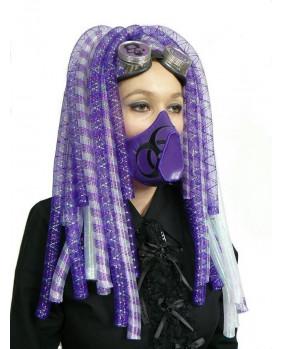 Rajout cyber goth Violetta