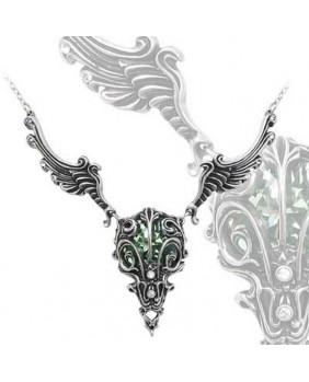 Collier Alchemy Gothic Caput Aves