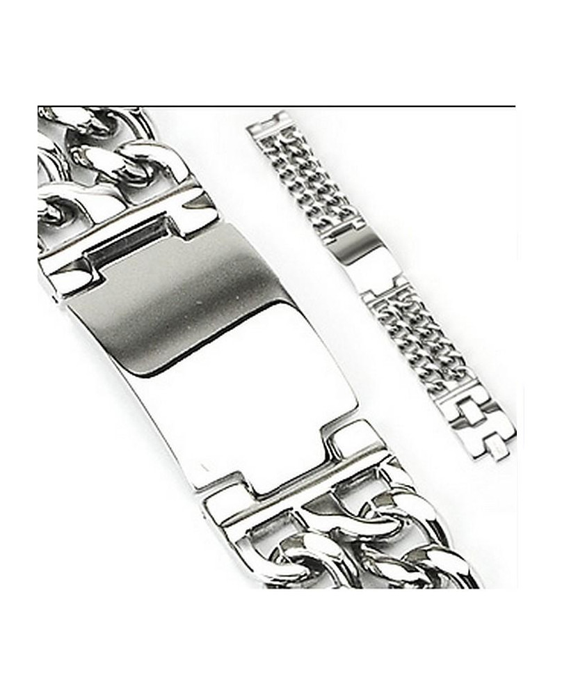 Bracelet chaine duo