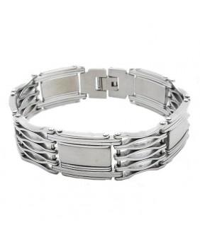 Bracelet stainless steel Stamping