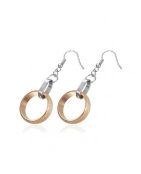 Boucles d'oreille alliance