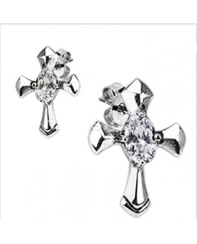 Boucles d'oreille Stainless Steel