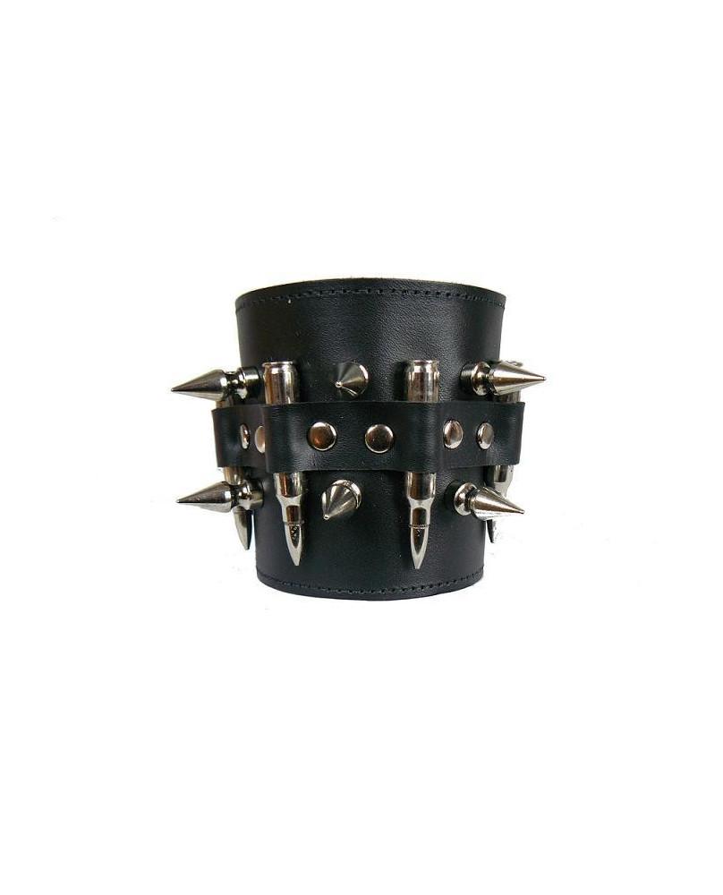 Bracelet métal pics / balles