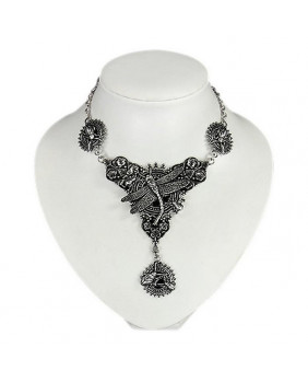 Collier Gothique FLORAL