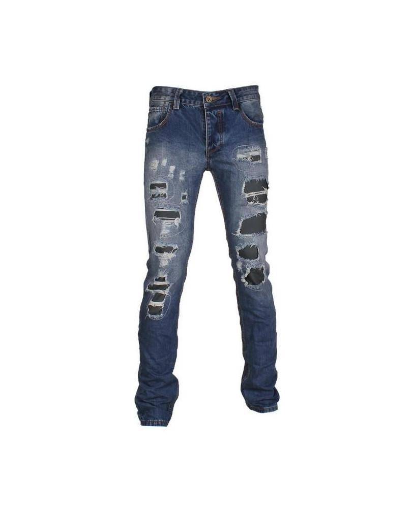 jeans troue homme id es de design d 39 int rieur. Black Bedroom Furniture Sets. Home Design Ideas