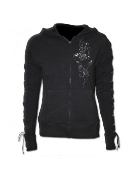 Gilet gothique Entwined
