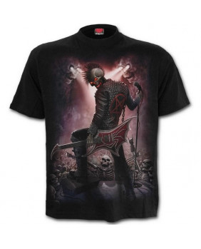Tee shirt métaleux Stage Fright