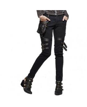 Pantalon steampunk K207