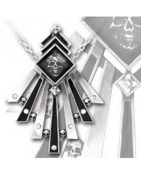 Collier gothique Demimondaines p612