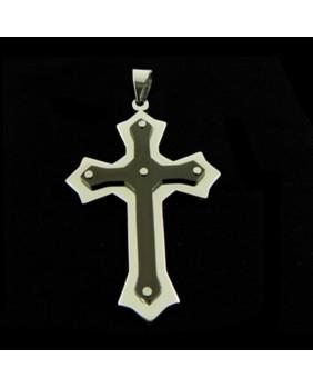Pendentif croix JP2903