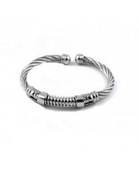 Bracelet stainless steel.