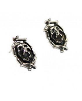 Boucles d'oreille gothique JE1295