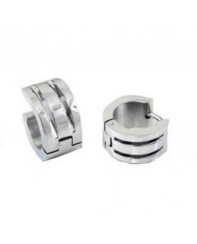 Boucles d'oreilles gothique ISE-039