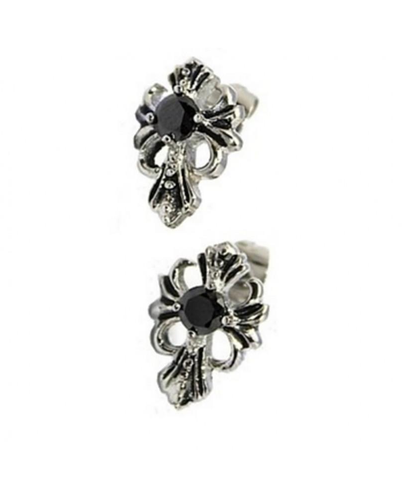Boucles d'oreilles gothique JE1686
