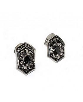 Boucles d'oreilles gothique JE1972