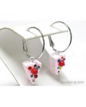 Boucles d'oreille Lolita