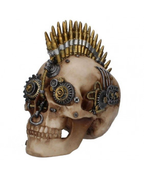 Crâne steampunk Gears of War