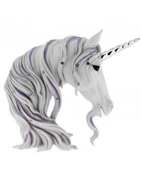 Figurine licorne blanche