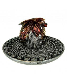 Porte encens dragon Icefyre Ash Catcher