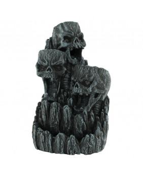 Brûle encens gothique Skull Backflow