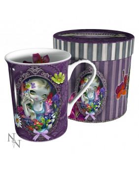 Mug fantasy lolita Flora