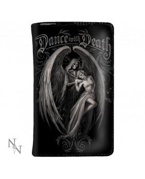 Porte monnaie gothique Dance with Death