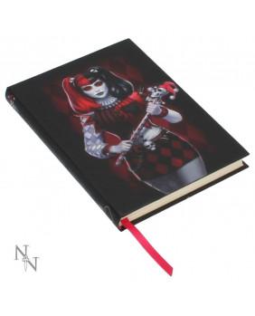Journal intime gothique Dark Jester