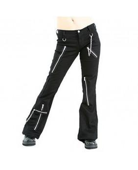 Pantalon gothique noir Aderlass