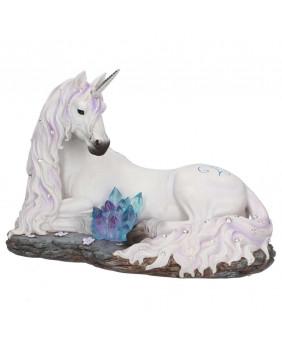 Statuette licorne Tranquillity