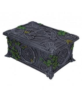 Boite de tarot Wiccan Pentagram
