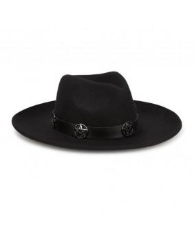 Chapeau gothique Omen Sigil