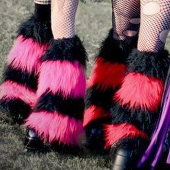Leg warmers Cyber Gothique