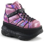 Chaussure cyber goth