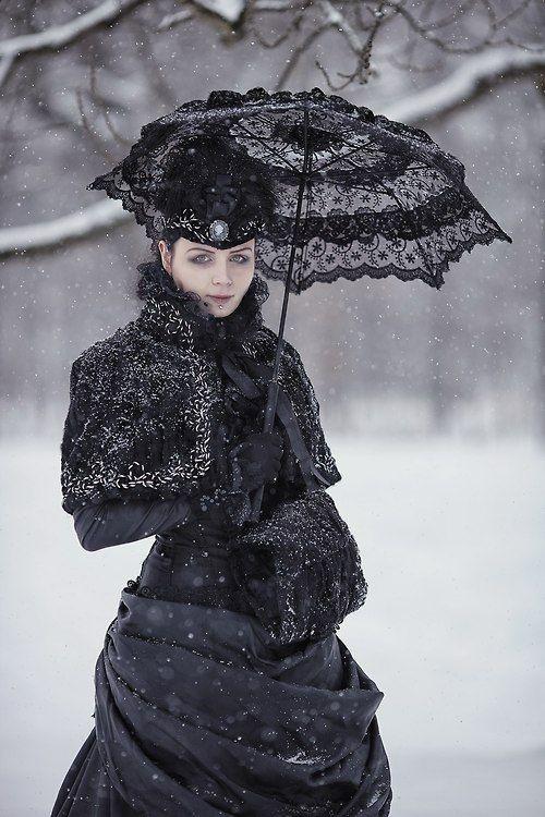 Style victorien femme