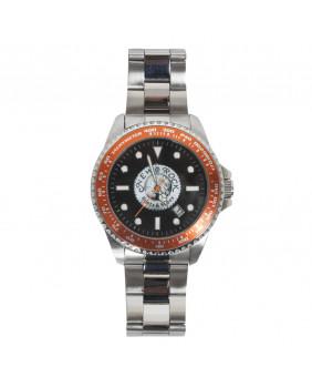 Montre New Rock avec bracelet acier M.WATCH01-S2