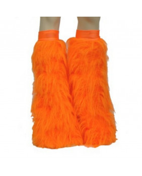Lew warmers cyber gothique orange