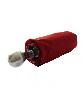Parapluie goth rouge