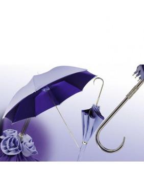Parapluie gothique violet