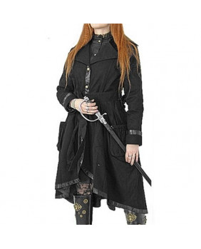 Manteau steampunk Key Of Fortune