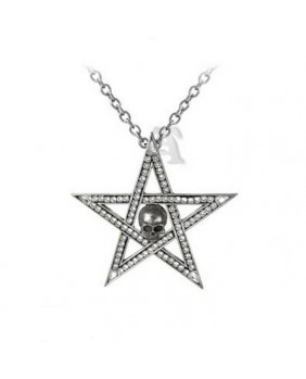 Collier Alchemy Gothic Crystalwitch