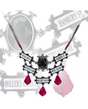 Collier Alchemy Gothic Jacks Tally