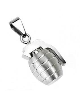 Pendentif grenade