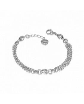 Bracelet chaine acier