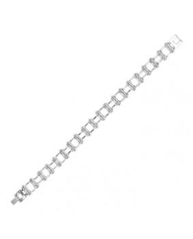 Bracelet chaîne de velo.